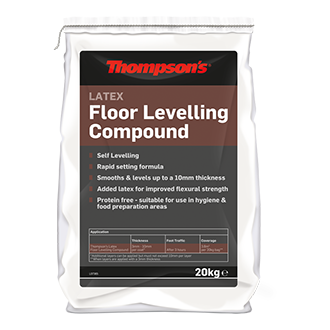 Latex Floor Levelling Compound 20kg