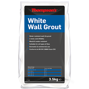 White Wall Grout 3,5kg