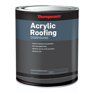 SWS 697 Acrylic Roofing Compound 5kg
